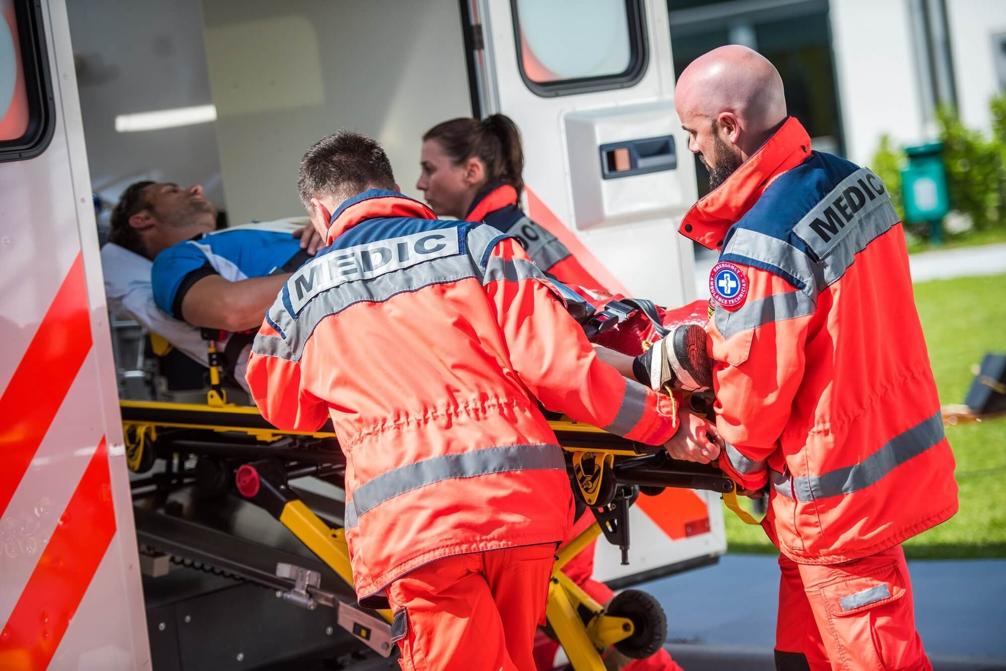 Psychiatric Screening Tool for EMS Aims to Reduce Emergency Department Burden