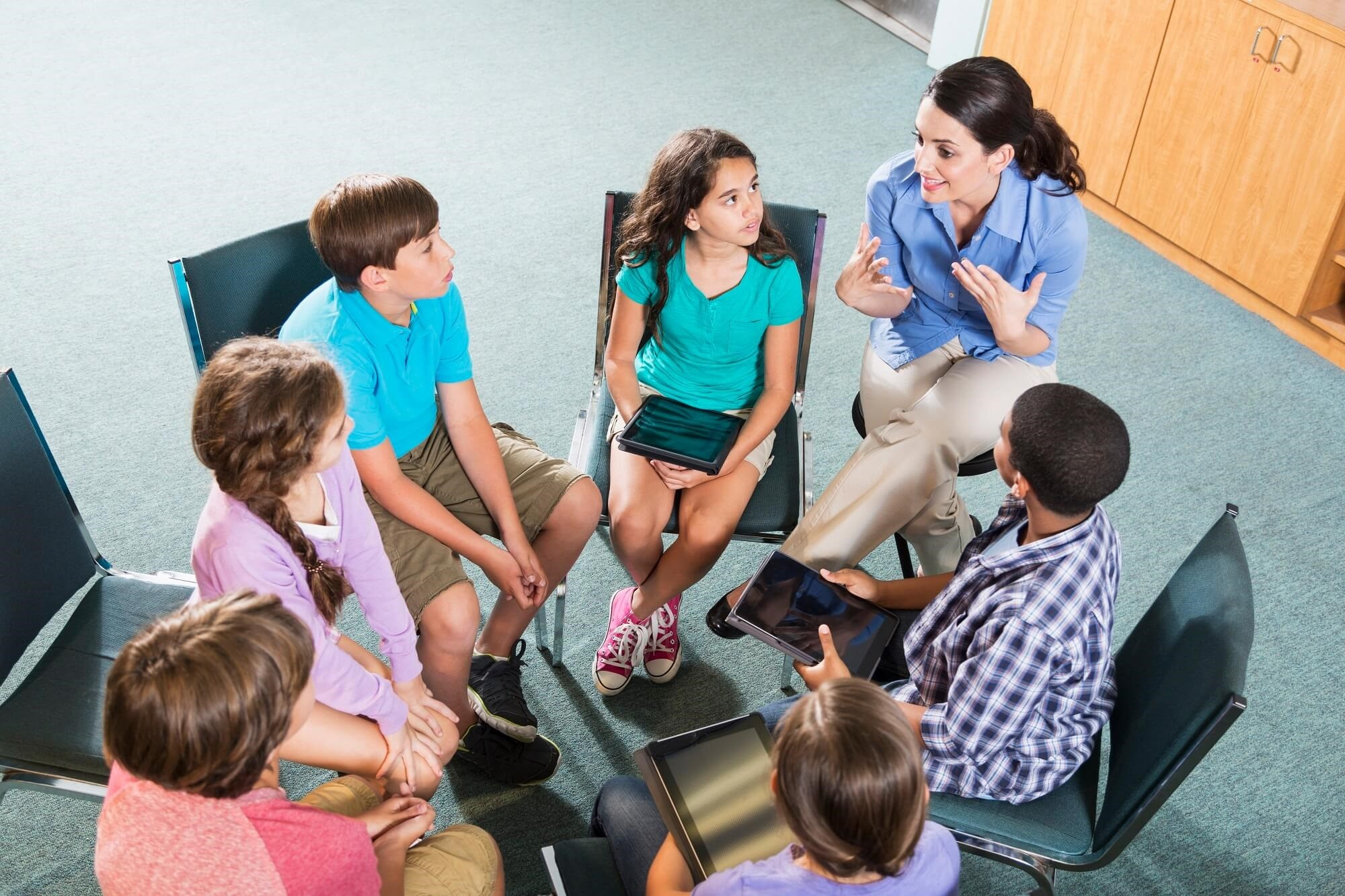 Group Cognitive Behavioral Therapy Is Effective Treatment for Adolescent Anxiety
