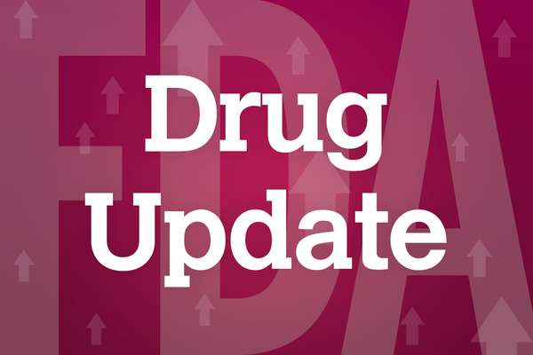 The FDA will render a decision on an investigational opioid system modulator