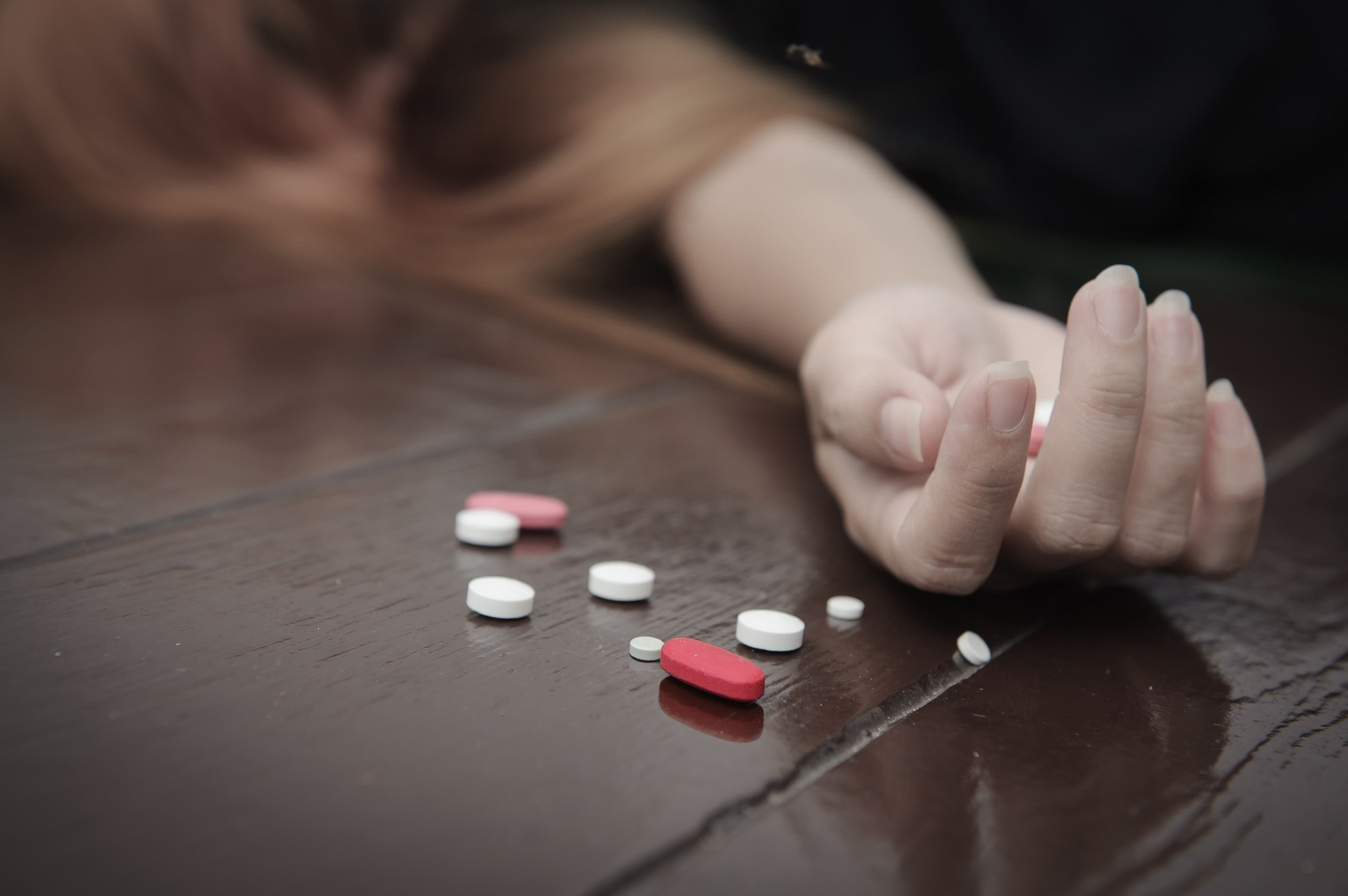 Researchers specifically looked at cases where individuals filled psychotropic drug prescriptions within 90 days of a suicide attempt.