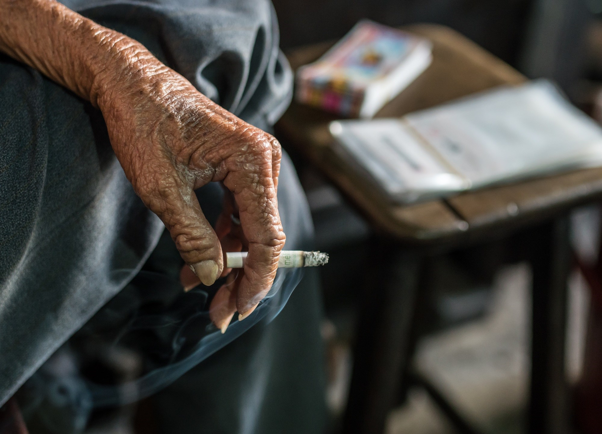 Anxiety and depression predict poor future physical health as strongly as obesity and smoking in older adults.